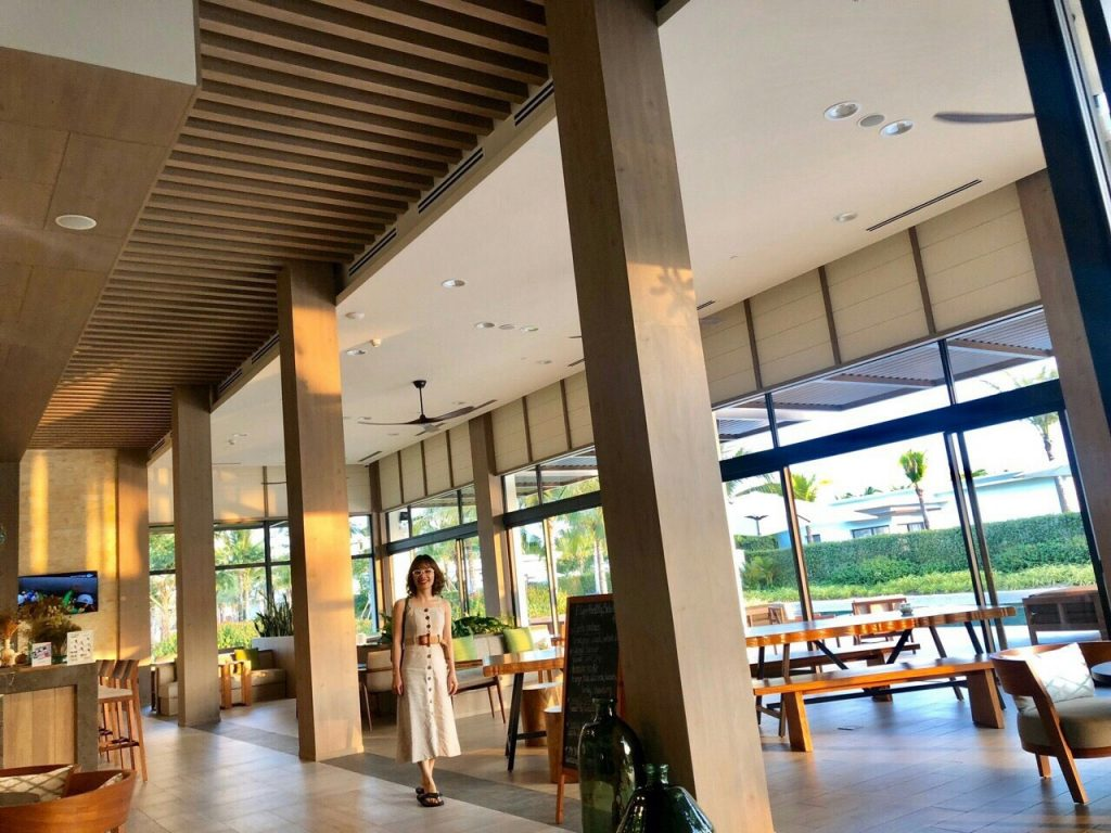 quạt trần eagle tại Melia Hồ Tràm Hotel & Resort