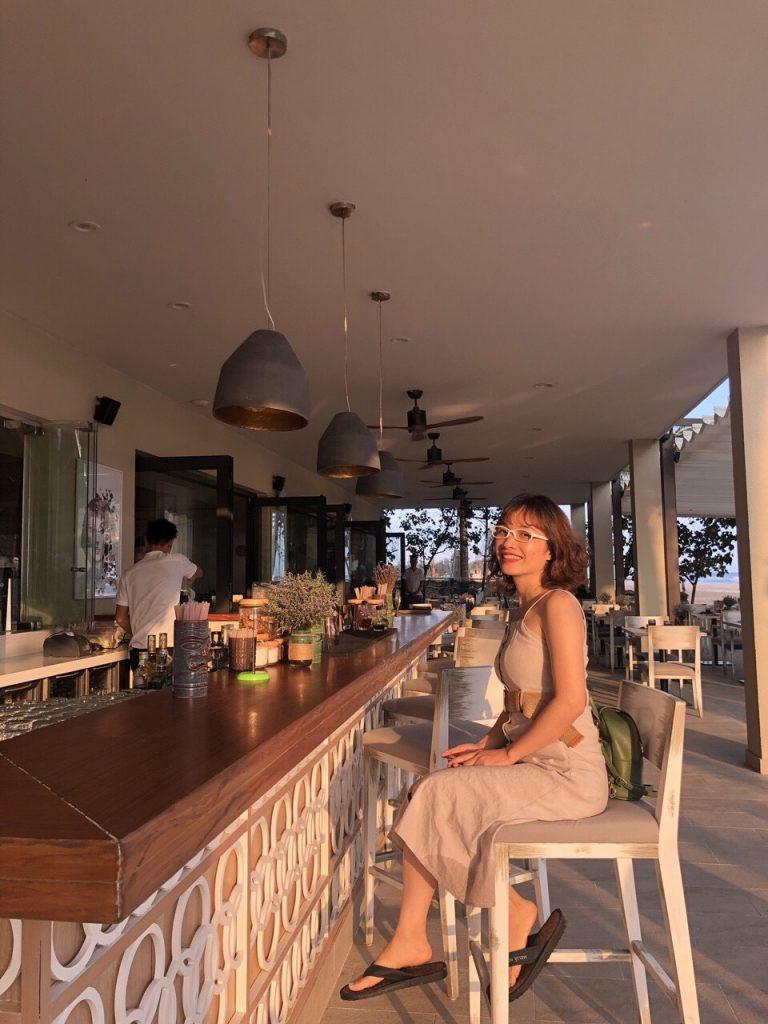 quạt trần mrvu tại Melia Hồ Tràm Hotel & Resort